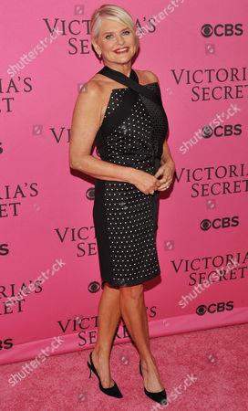 Editorial picture of Victoria's Secret Fashion Show, Arrivals, Lexington Avenue Armory, New York, America - 10 Nov 2015
