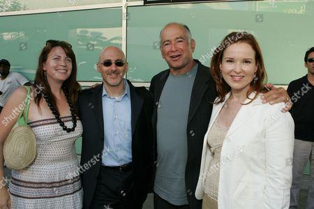 Polly Cohen, Jeff Robinov, Gary David Goldberg & Jennifer Todd