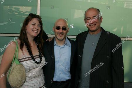 Polly Cohen, Jeff Robinov & Gary David Goldberg