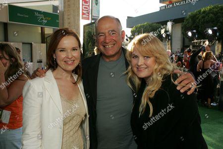 Jennifer Todd, Gary David Goldberg & Suzanne Todd