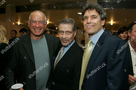 Gary David Goldberg, Barry Meyer & Alan Horn