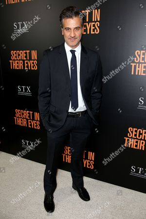 Editorial picture of 'Secret in Their Eyes' film premiere, Los Angeles, America - 11 Nov 2015