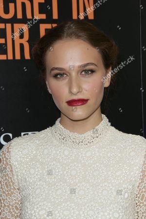 Editorial picture of 'Secret in Their Eyes' film premiere, Los Angeles, America - 11 Nov 2015