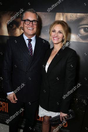 Stuart Ford, Julia Roberts