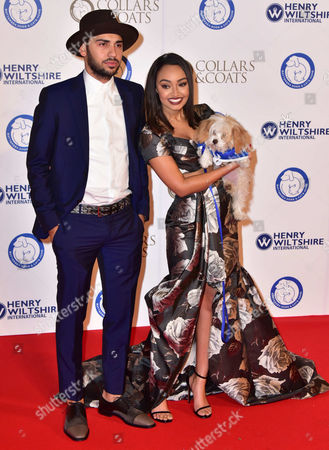 Stock Picture of Jordan Kiffin, Leigh-Anne Pinnock