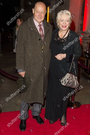 David Horovitch and Alison Steadman