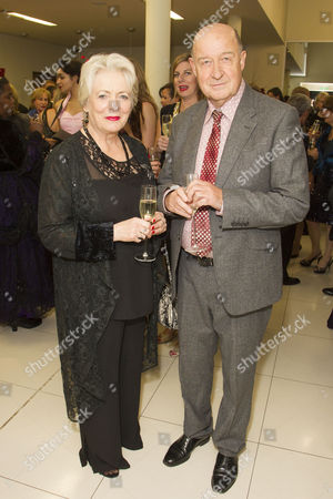 Stock Image of Alison Steadman and David Horovitch