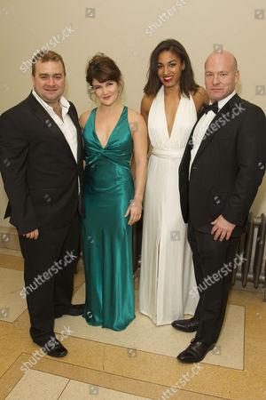 Stuart Piper, Holly Taylor, Rhianne Starbuck and Jason Haigh-Ellery