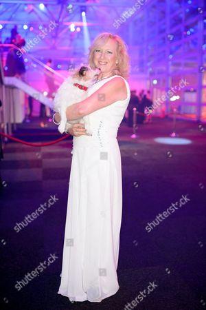 Editorial image of Collars & Coats Gala Ball, London, Britain - 12 Nov 2015