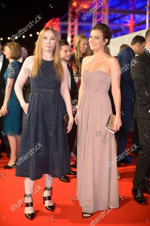 Stock Image of Rosie Marcel and Camilla Arfwedson
