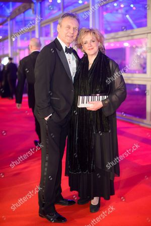 Editorial picture of Collars & Coats Gala Ball, London, Britain - 12 Nov 2015