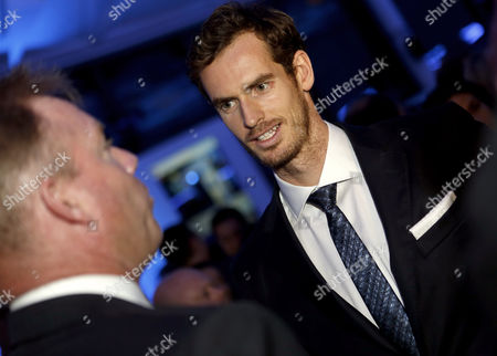 Editorial photo of ATP/WTA Tennis World Tour 2015 ATP World Tour Finals 2015 Official Launch Mayor's Office, City Hall, London, United Kingdom - 12 Nov 2015