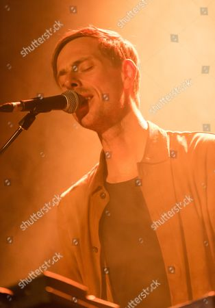 Editorial photo of Soren Juul in concert at the Islington Asssembly Hall, London, Britain - 12 Nov 2015
