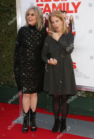 Jessie Nelson with Diane Keaton