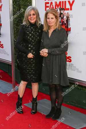 Diane Keaton and Jessie Nelson