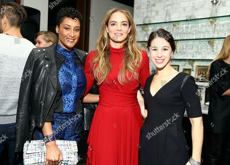 Kimberly Chandler, Katharina Harf, Guest