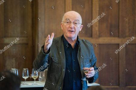 Stock Photo of Oz Clarke