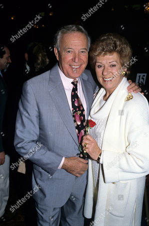 Val Doonican and Wife Lynn