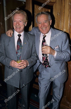 Val Doonican and Bret Weedon