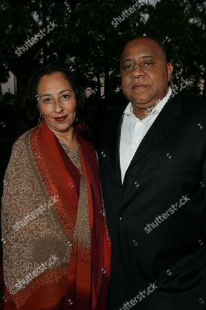 Paulina and Barry Shabaka Henley