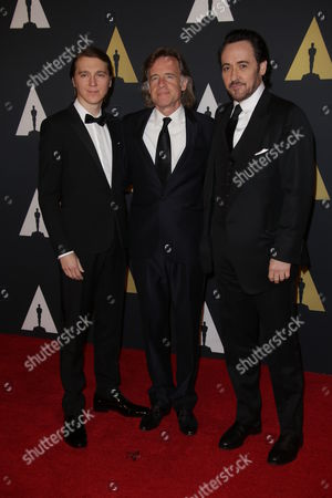 Editorial photo of 7th Annual AMPAS Governors Awards, Arrivals, Los Angeles, America - 14 Nov 2015