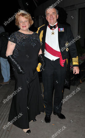 Rosemary Anne Linington Childs & Admiral Lord Alan West
