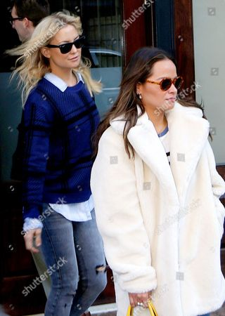 Stock Picture of Kate Hudson and Sophie Lopez