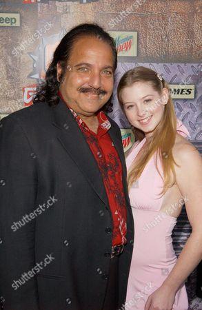 Ron Jeremy and Sunny Lane