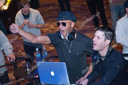 Tom Morello and Carl Restivo