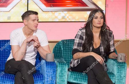 Max Stone and Monica Michael
