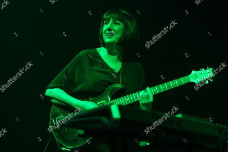 New Order- Gillian Gilbert