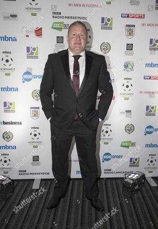 Editorial photo of Football - Northwest Football Awards 2015 Old Trafford, Sir Matt Busby Way, Manchester, United Kingdom - 16 Nov 2015