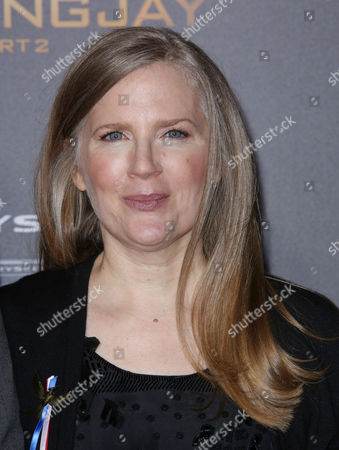 Stock Picture of Suzanne Collins