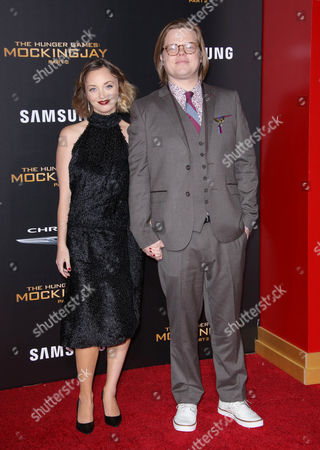 Editorial picture of 'The Hunger Games: Mockingjay Part 2' film premiere, Los Angeles, America - 16 Nov 2015