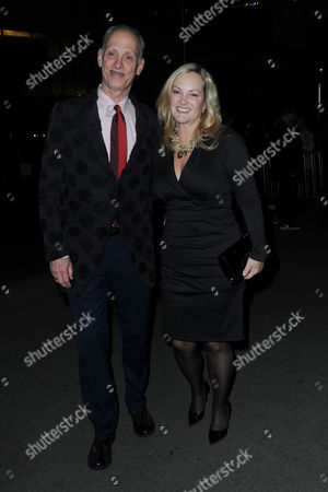 John Waters and Patty Hearst