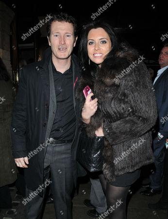 Nick Moran & Dr Jasmin Duran
