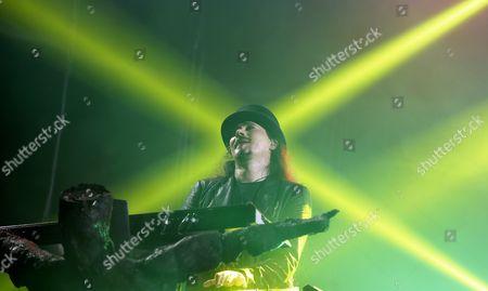 Songwriter, keyboardist Tuomas Holopainen of The Nightwish