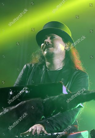 Editorial photo of Nightwish ' Endless Forms Most Beautiful' European Tour, Espoo, Finland - 13 Nov 2015