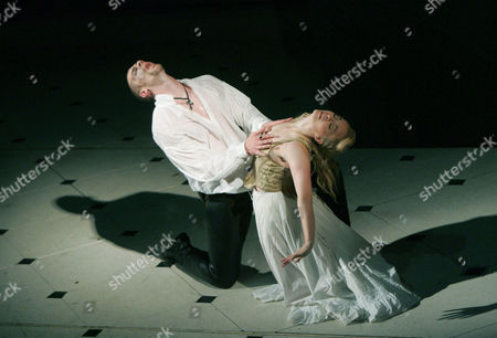 'Les Liaisons Dangereuses' - Adam Cooper and Sarah Wildor