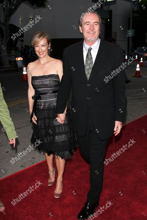 Wes Craven and Wife Iya Labunka