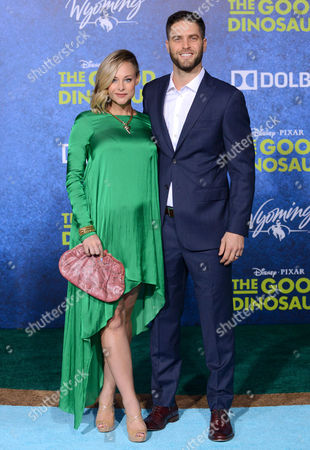 Editorial image of 'The Good Dinosaur' film premiere, Los Angeles, America - 17 Nov 2015