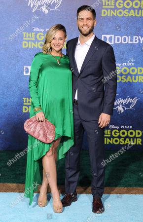 Editorial picture of 'The Good Dinosaur' film premiere, Los Angeles, America - 17 Nov 2015