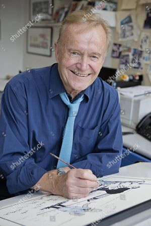 Daily Mail Cartoonist Stanley Mcmurtry Mbe Know As Mac.