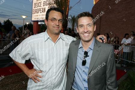 Editorial image of 'DEUCE BIGALOW, EUROPEAN GIGOLO' FILM PREMIERE, LAS VEGAS, AMERICA - 06 AUG 2005
