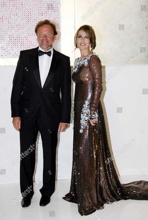 Guillaume Durand and Natacha Amal