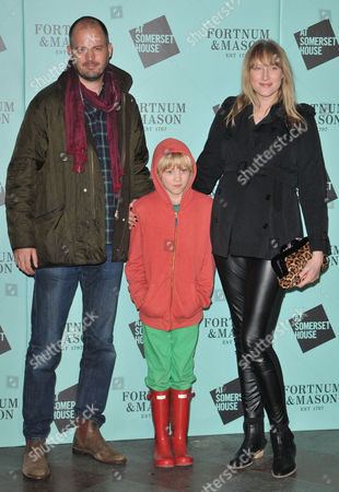 Jack Dyson, Jade Parfitt and their son Jackson