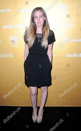 Editorial picture of Marie Claire Prix de la Moda Award Ceremony, Mexico City, Mexico - 17 Nov 2015