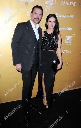 Billy Rovzar, Claudia Alvarez