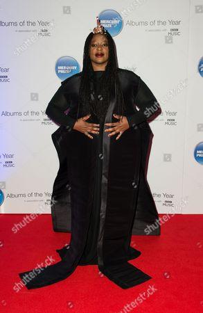 Editorial image of The Mercury Prize awards, London, Britain - 20 Nov 2015