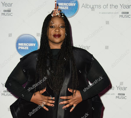 Editorial photo of The Mercury Prize awards, London, Britain - 20 Nov 2015